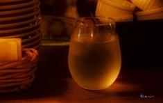 丸っこいグラスがまた可愛い