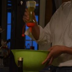 もこみちバリのオリーブオイル!でもこれが美味しいの!